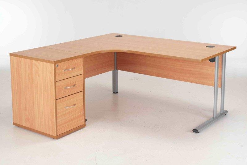 Kotna pisalna miza