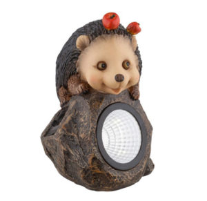 Solarna svetilka - ježek