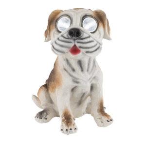 Solarna svetilka - pes