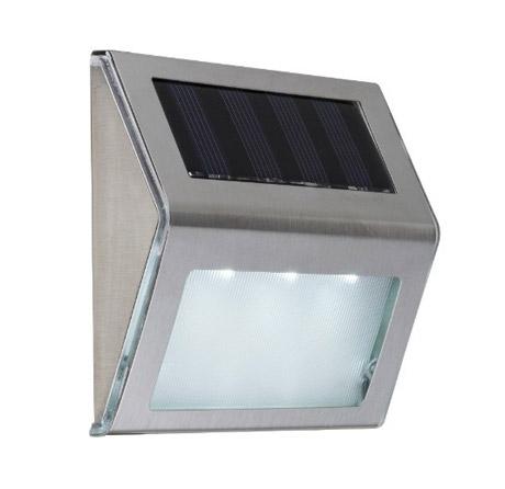 Stenska solarna svetilka
