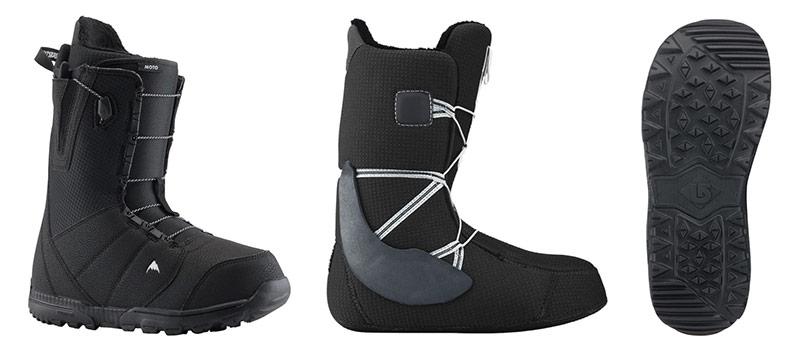 Snowboard čevlji Burton Moto