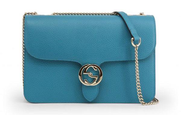 Ženska torbica Gucci Blue