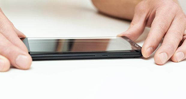 Zaščita zaslona pametnega telefona